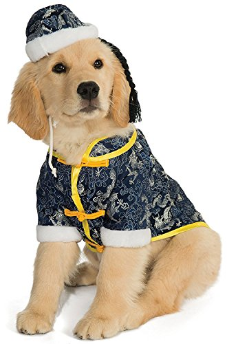 (Rubie's Pet Costume, Large, Asian)
