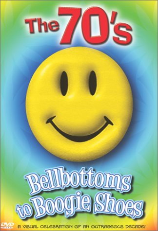 The 70's Bellbottoms to Boogie Shoes