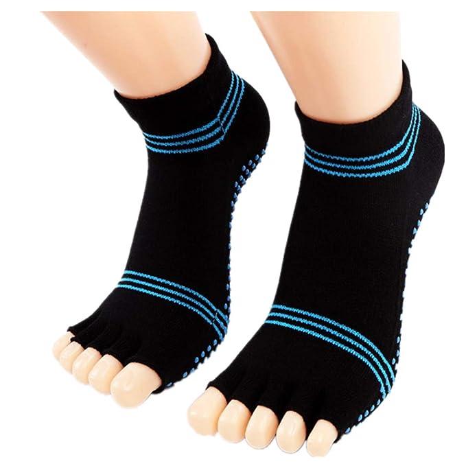 Amazon.com: Iuhan - Calcetines para mujer (algodón, ligeros ...