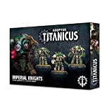 Games Workshop Adeptus Titanicus Imperial Knights Miniatures