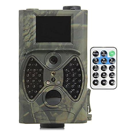HC-300A HD 12MP Wildlife Hunting Trail Camera Video Scouting IR Night Vision