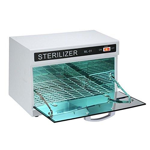 Danyel Beauty Professional UV Lighting Tube Sterilizer Cabinet Beauty Spa Equipment