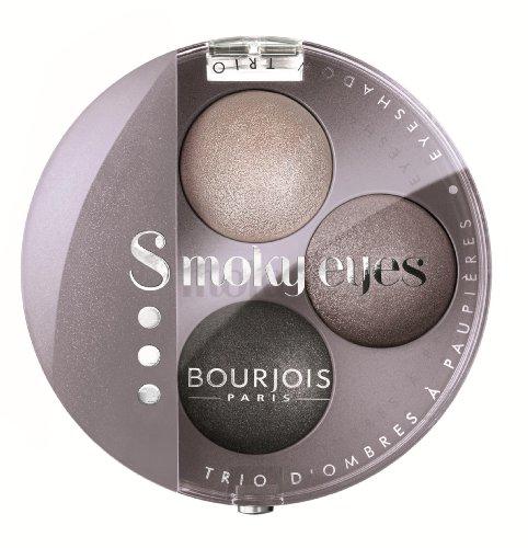 Bourjois Smoky Eyes Trio Eyeshadow No.12 Gris Lilac