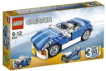 La De Jeu Creator 6913 DécapotableAmazon Construction Lego SqVGUzpM