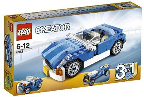 LEGO Creator Blue Roadster - 6913
