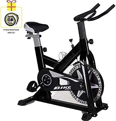 Yihui Bicicleta de spinning para interior, bicicleta estática, con ...