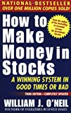 img - for How To Make Money In Stocks: A Winning System in Good Times or Bad, 3rd Edition book / textbook / text book