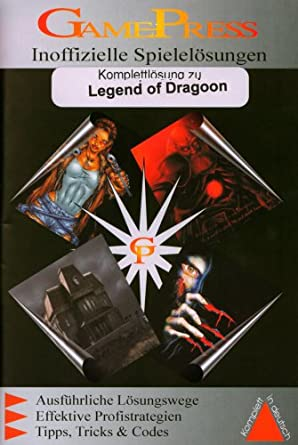 Legend of Dragoon, inoffiz. Lösungsheft
