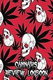 Best Buds Weed Grinders - Cannabis Review Logbook: Marijuana Notebook For Smoking Weed Review
