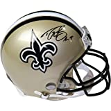 Drew Brees New Orleans Saints Signed Full Size Football Helmet: Steiner - Authentic Signed Autograph