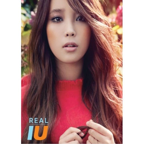 IU [REAL] 3rd Mini Album CD+Booklet+Tracking Number K-POP SEALED