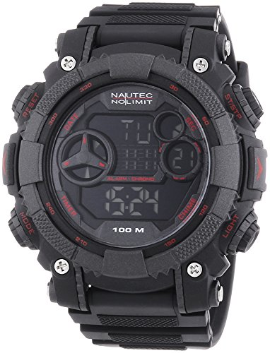 Nautec No Limit Akula D, Men's Watch