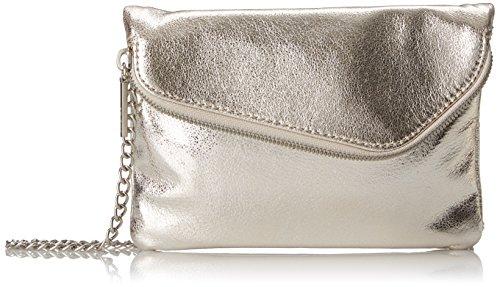 HOBO Daria Convertible Cross Body Bag, Metallic, One Size