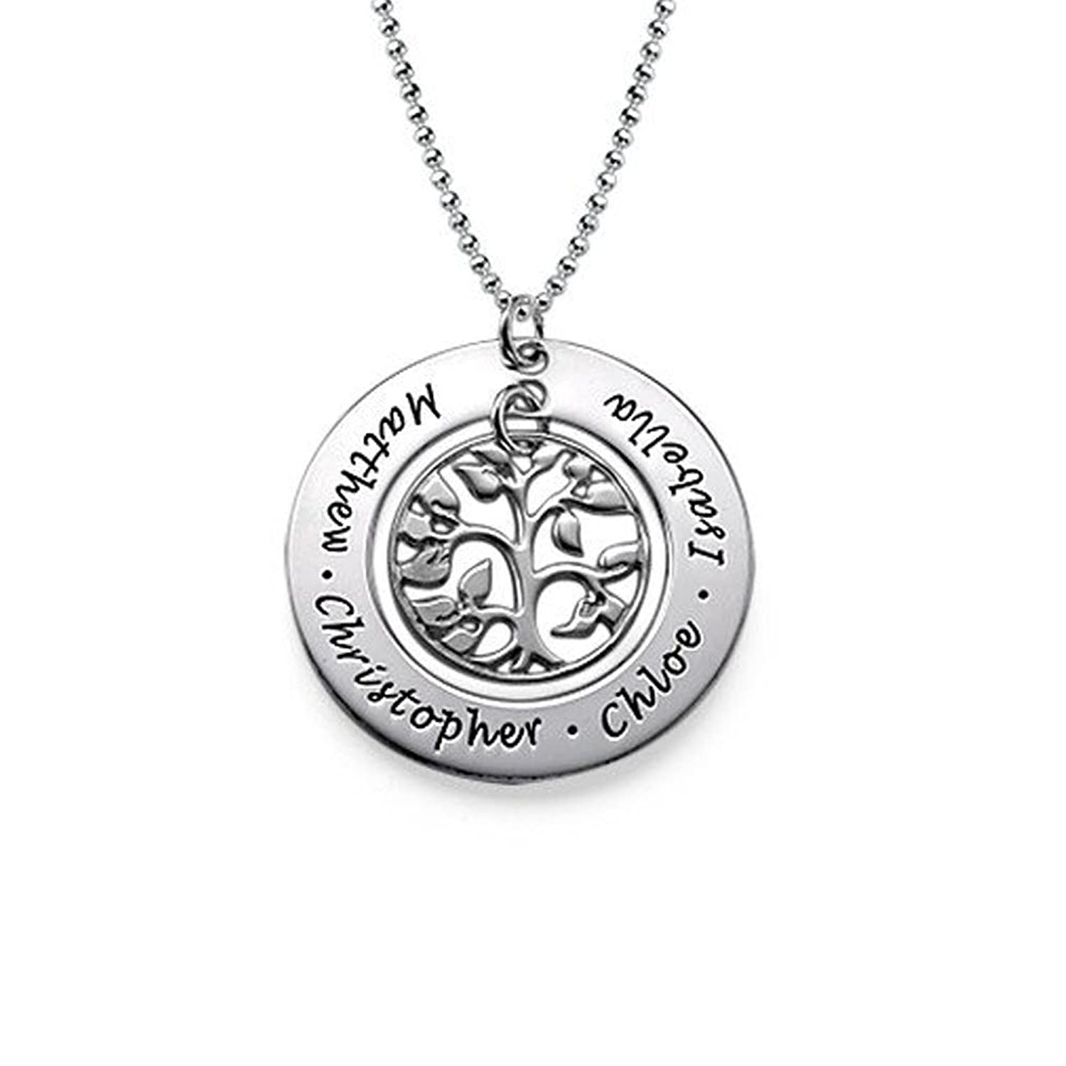 silver sister fullxfull the bride brides pendant il tree sterling of life family mother listing