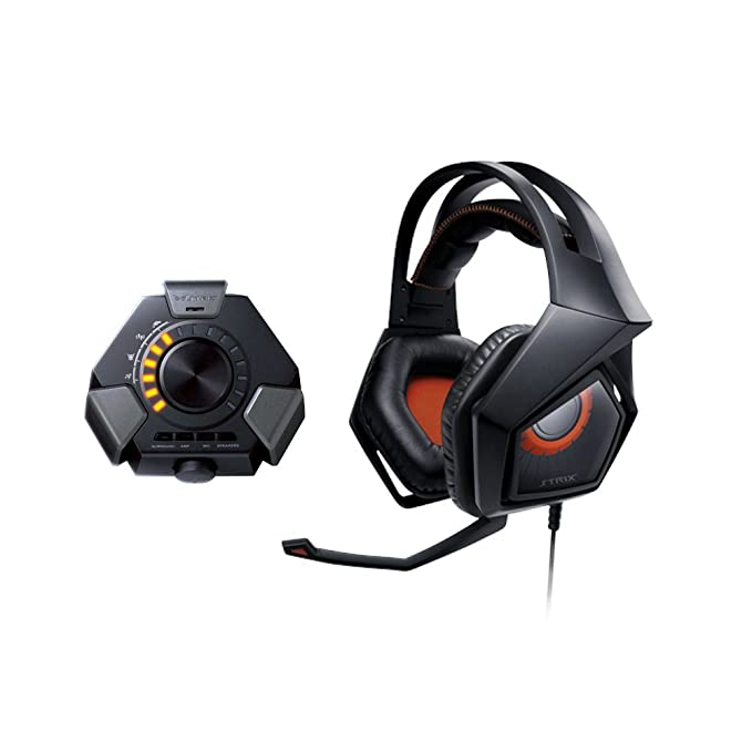 Amazon.com: Asus STRIX DSP ASUS Strix DSP Headset, Wired: Home Audio ...