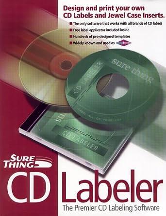 surething disc labeler 7 full