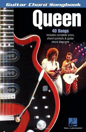 - Queen (Guitar Chord Songbooks)