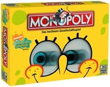 Hasbro 42939100 Monopoly SpongeBob - Monopoly (edición de Bob Esponja, contenido en alemán) [Importado de Alemania] , color/modelo surtido: Amazon.es: Juguetes y juegos