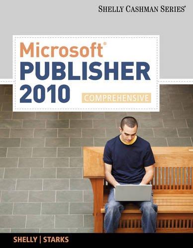 Microsoft Publisher 2010: Comprehensive (SAM 2010 Compatible Products)