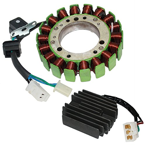(Caltric STATOR REGULATOR Fits SUZUKI INTRUDER 1500 VL1500 VL-1500 Vl1500B 1998-2004)