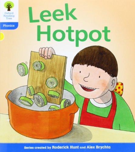 Oxford Reading Tree: Level 3: Floppy's Phonics Fiction: Leek Hotpot