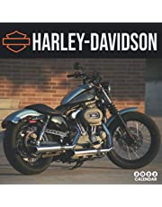 Harley-Davidson 2022 calendar: Harley-Davidson -16 month 2022 - 2023 Calendar