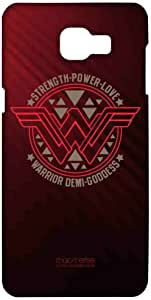 Macmerise Wonder Woman Stamp Sublime Case For Samsung A9