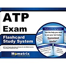 ATP Exam Flashcard Study System: ATP Test Practice Questions & Review for the RESNA Assistive Technology Professional...