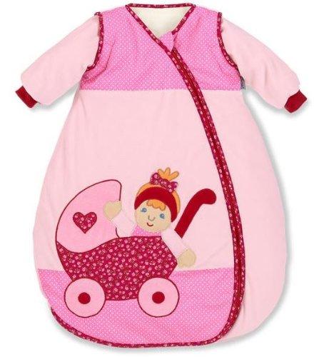 Sterntaler Emma - Saco de dormir de invierno para bebé Talla:110 cm: Amazon.es: Bebé