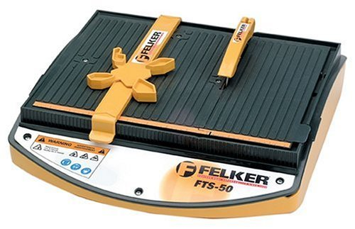 Felker FTS-50 5-Inch Portable Tile Saw, Model: 4911-0001, Outdoor & Hardware Store