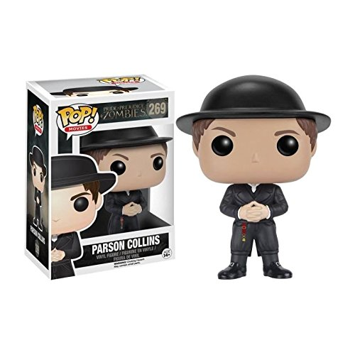 Pride and Prejudice and Zombies Parson Collins Pop! Vinyl Figure]()
