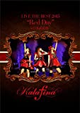 "Kalafina LIVE THE BEST 2015 ""Red Day"" at 日本武道館 [DVD]"