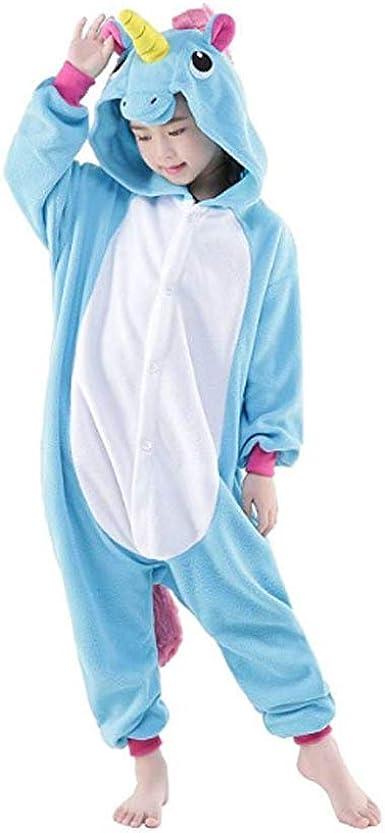 Pijamas de Navidad Kigurumi franela Anime pijama conjuntos ...