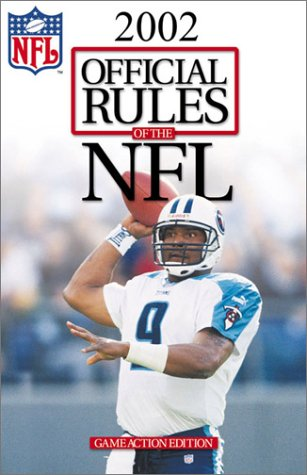 Download Official Rules of the NFL pdf epub