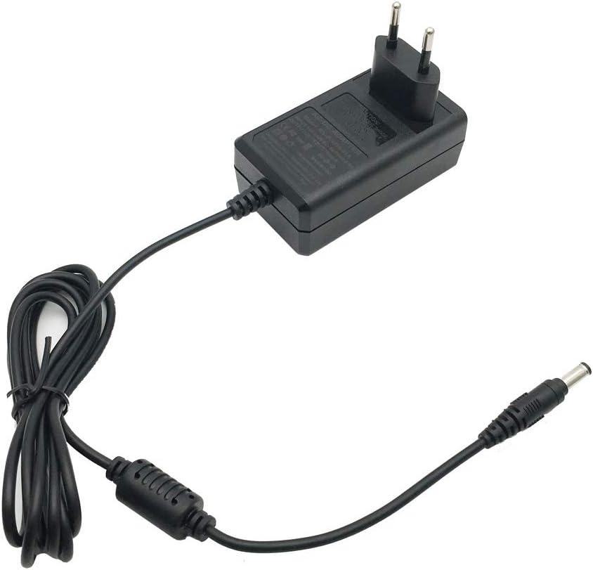 EMEXIN 30V Adaptador de Cargador de batería para aspiradoras Athlet Bosch Zoo'o BCH6ZOOO / BCH65PET, BCH6L2561, BBH6PZOO, BBH6P25K, BBH625W60, BBH6P25 / Bosch Siemens 12006117. 1.8M / 5.9Ft Cable