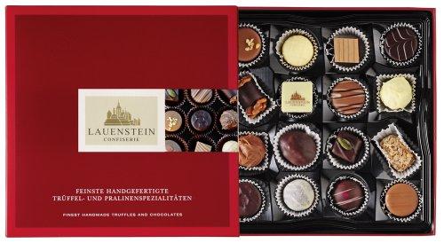 Lauenstein Confiserie  Erlesene Köstlichkeiten - 16fach sortiert, 1er Pack (1 x 200 g)