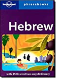 Hebrew: Lonely Planet Phrasebook