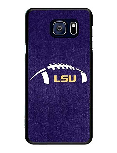 ung Galaxy S6 Edge+/Plus Case LSU Tigers,Louisiana State University Team Logo Hard Cover Protector (Tiger Protector Case)