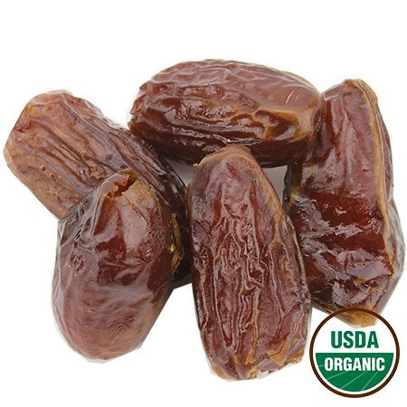 Organic Deglet Noor Pitted Dates, 5lbs