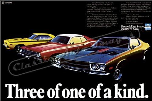roadrunner car poster