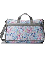 LeSportsac Large Weekender Handbag,Paris In Bloom,One Size