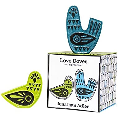 Jonathan Adler Love Doves Salt & Pepper