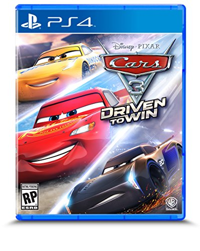 Warner Bros Cars 3 The Videogame PlayStation 4