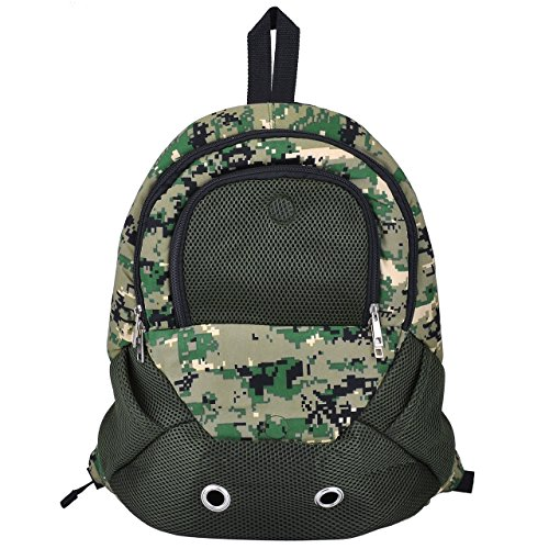 Mangostyle Carrier Backpack Shouder Camouflage product image