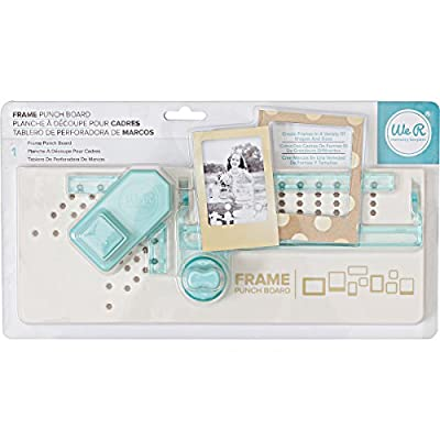 Frame Punch Board by We R Memory Keepers