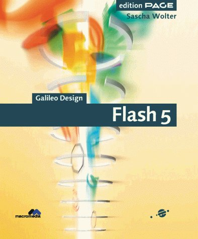 Flash 5, vierfarbig, mit CD (Galileo Design)