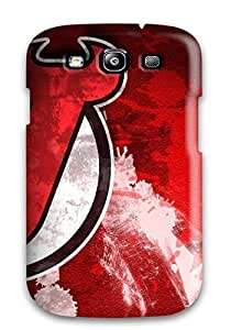 Awesome Case Cover/galaxy S3 Defender Case Cover(new Jersey Devils (43) ) by mcsharks
