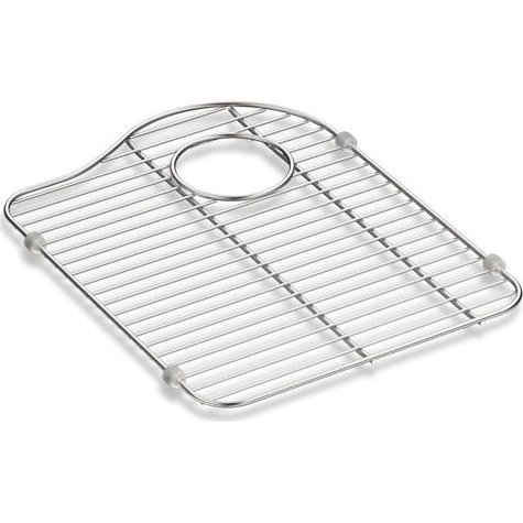 Hartland 5135-ST Stainless Steel Sink Rack For Right-Hand Bowl