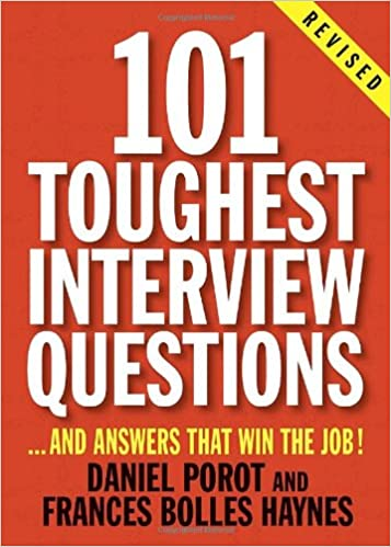 How do you handle tough interview questions?