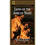 Nat'l Geo: Lions of the African Night
